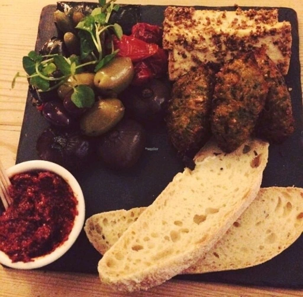"""Photo of Bocabar  by <a href=""""/members/profile/EMassey"""">EMassey</a> <br/>AMAZING vegan mezze <br/> December 10, 2016  - <a href='/contact/abuse/image/47754/198877'>Report</a>"""