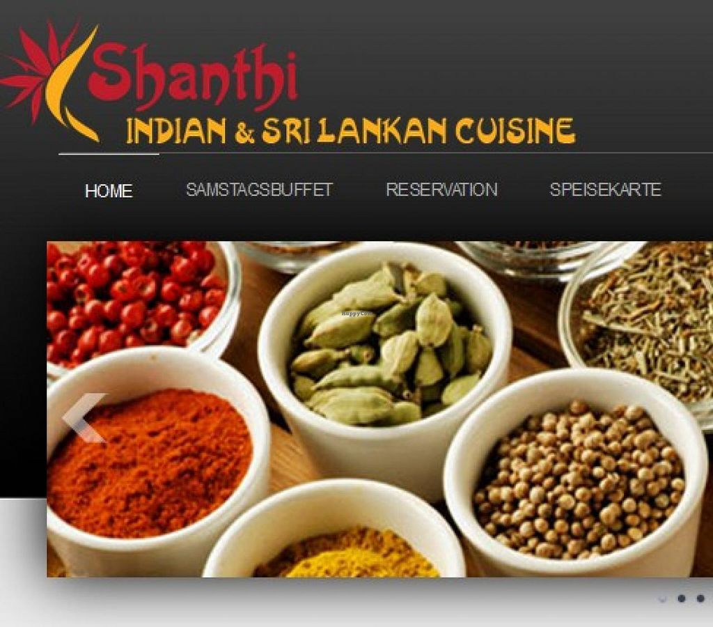 "Photo of Shanthi Indian and Sri Lankan Cuisine  by <a href=""/members/profile/community"">community</a> <br/>Shanthi Indian and Sri Lankan Cuisine <br/> June 11, 2014  - <a href='/contact/abuse/image/47794/71855'>Report</a>"