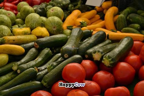 "Photo of Farmer's Market  by <a href=""/members/profile/m.rose"">m.rose</a> <br/>produce vendor