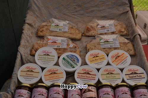 "Photo of Farmer's Market  by <a href=""/members/profile/m.rose"">m.rose</a> <br/>vegan prepared-food vendor <br/> September 30, 2013  - <a href='/contact/abuse/image/4779/56051'>Report</a>"