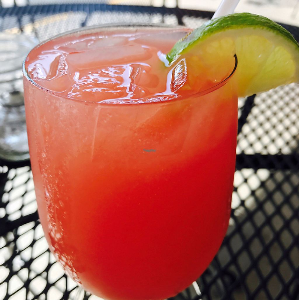 """Photo of The Local  by <a href=""""/members/profile/SRQYogaGirl"""">SRQYogaGirl</a> <br/>cucumber watermelon lime agua fresca  <br/> November 29, 2016  - <a href='/contact/abuse/image/47801/196876'>Report</a>"""