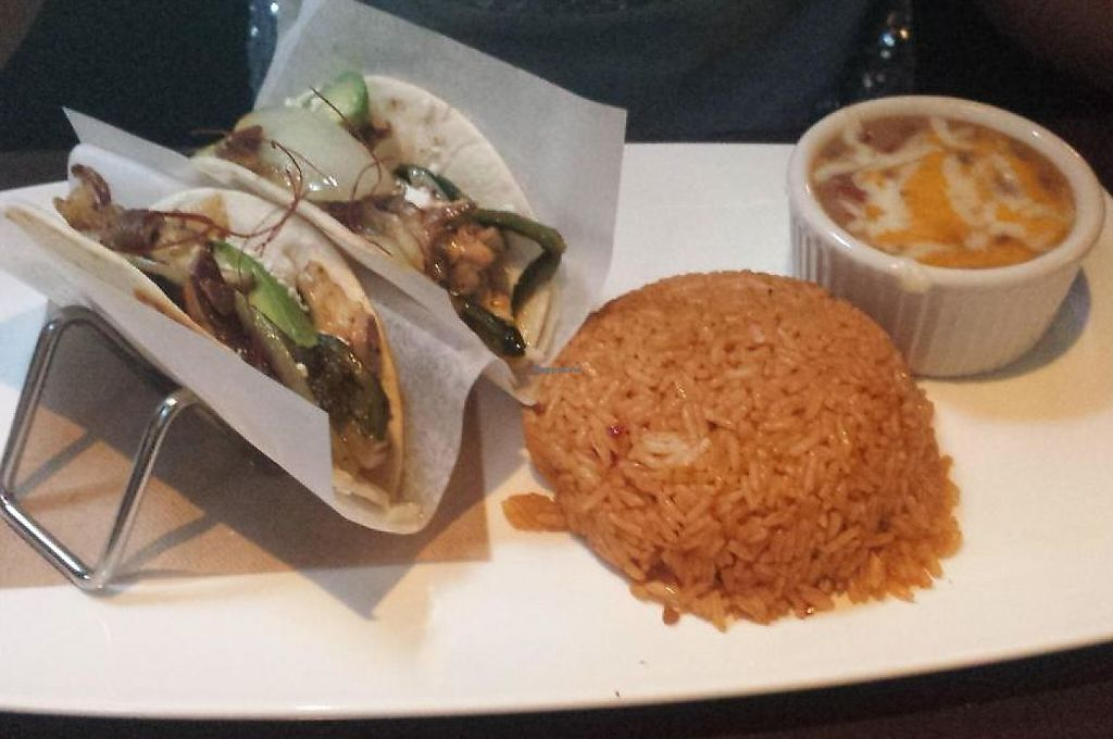 """Photo of Yard House  by <a href=""""/members/profile/nstrawbr"""">nstrawbr</a> <br/>Hongos Y Rajas Street Tacos <br/> June 6, 2014  - <a href='/contact/abuse/image/47870/196718'>Report</a>"""