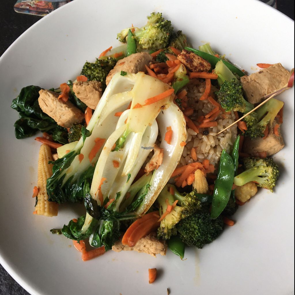"""Photo of Yard House  by <a href=""""/members/profile/MeganYoos"""">MeganYoos</a> <br/>gardien rice bowl <br/> January 16, 2017  - <a href='/contact/abuse/image/47870/212354'>Report</a>"""
