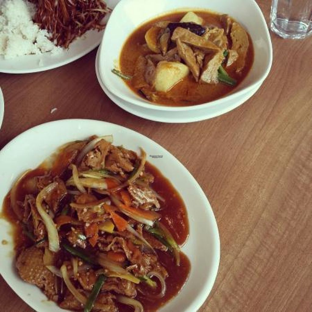 """Photo of Rumours Kopitiam  by <a href=""""/members/profile/Meaks"""">Meaks</a> <br/>Mock chicken curry <br/> August 1, 2016  - <a href='/contact/abuse/image/47872/164072'>Report</a>"""