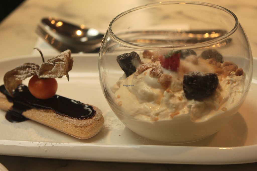 "Photo of OVOCafe - Wan Chai Rd  by <a href=""/members/profile/evZENy"">evZENy</a> <br/>deconstructed Tiramisu <br/> March 28, 2016  - <a href='/contact/abuse/image/47890/141614'>Report</a>"