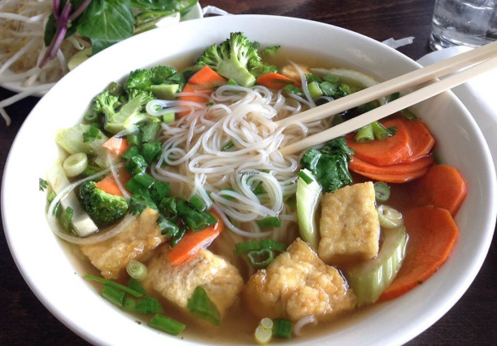 """Photo of Pho Eatery  by <a href=""""/members/profile/HamidSh"""">HamidSh</a> <br/>veg soup  <br/> March 28, 2015  - <a href='/contact/abuse/image/47905/202119'>Report</a>"""