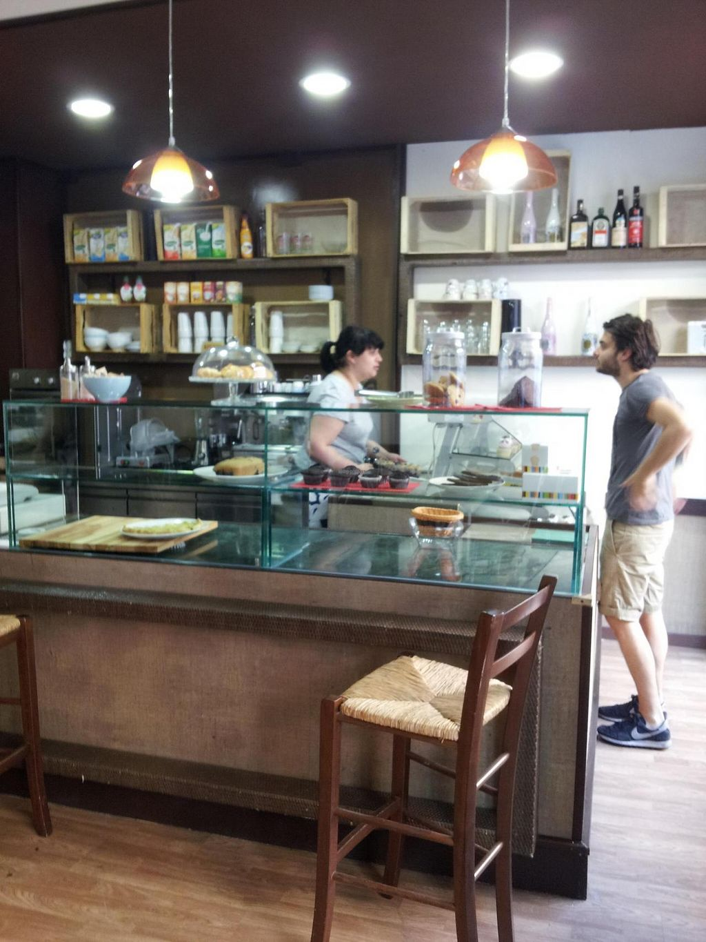 """Photo of Alhambra Cafe  by <a href=""""/members/profile/L_Almo_Clelarco"""">L_Almo_Clelarco</a> <br/>The counter <br/> June 13, 2014  - <a href='/contact/abuse/image/47914/71949'>Report</a>"""