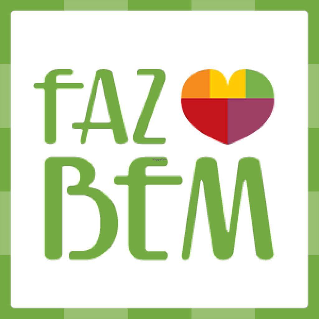 """Photo of Faz Bem Casa Vegana  by <a href=""""/members/profile/bfeitosa"""">bfeitosa</a> <br/>Faz Bem's logo <br/> June 20, 2016  - <a href='/contact/abuse/image/47929/155046'>Report</a>"""