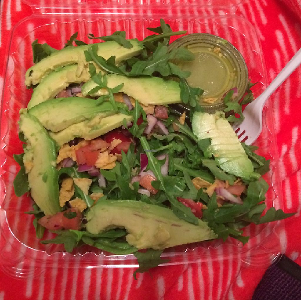 "Photo of Fuel - South Philly  by <a href=""/members/profile/cemipi"">cemipi</a> <br/>Deconstructed guacamole salad <br/> April 6, 2017  - <a href='/contact/abuse/image/47933/245113'>Report</a>"