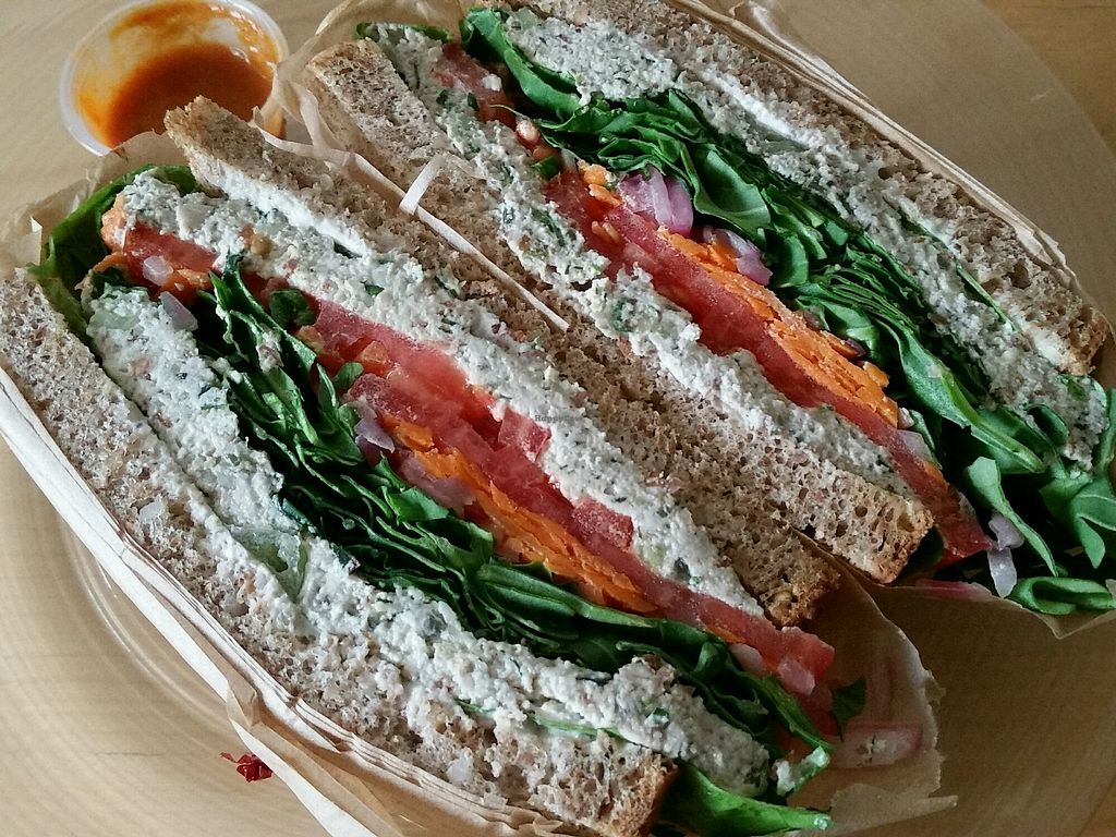 """Photo of CLOSED: LifeFood Organic  by <a href=""""/members/profile/eric"""">eric</a> <br/>sandwich on sprouted bread <br/> August 25, 2017  - <a href='/contact/abuse/image/47936/297244'>Report</a>"""