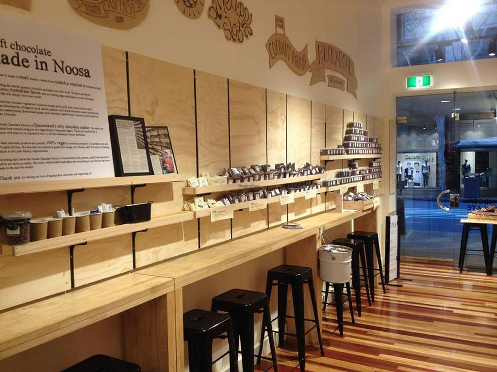 """Photo of Noosa Chocolate Factory  by <a href=""""/members/profile/community"""">community</a> <br/>Noosa Chocolate Factory <br/> June 8, 2014  - <a href='/contact/abuse/image/47940/71641'>Report</a>"""