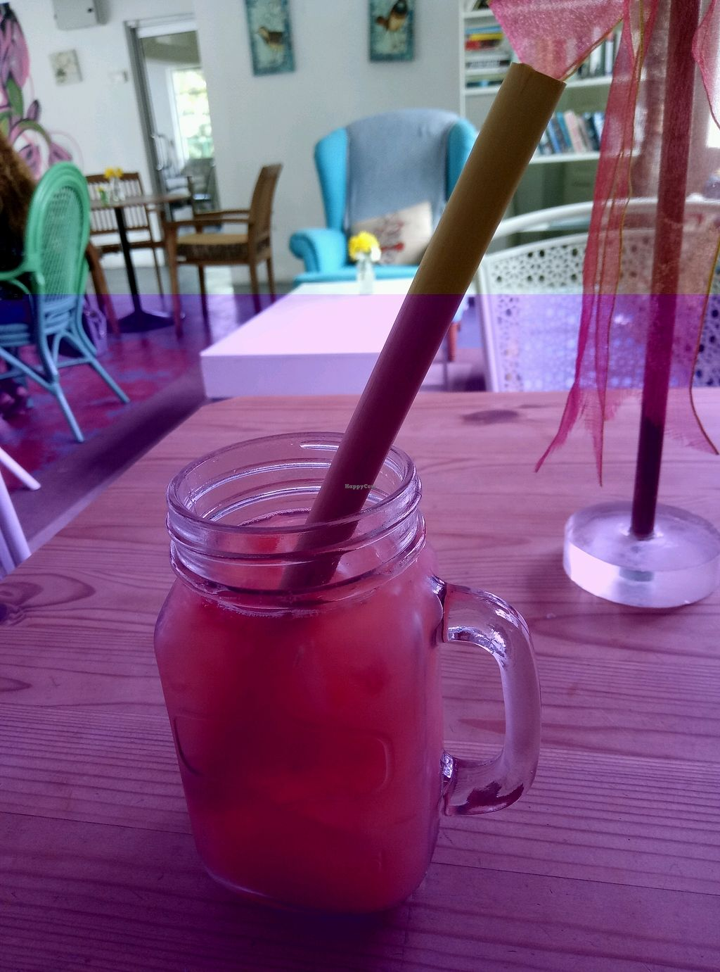 "Photo of RGB and The Bean Hive  by <a href=""/members/profile/SamanthaBurns"">SamanthaBurns</a> <br/>Delicious grapefruit drink with bamboo straws <br/> February 10, 2018  - <a href='/contact/abuse/image/47954/357261'>Report</a>"