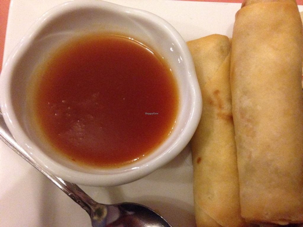 """Photo of Thai Taste  by <a href=""""/members/profile/calamaestra"""">calamaestra</a> <br/>spring rolls <br/> December 27, 2015  - <a href='/contact/abuse/image/47962/130039'>Report</a>"""