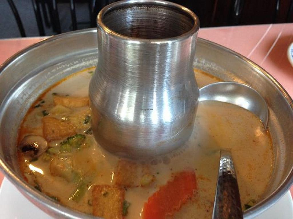 """Photo of Thai Taste  by <a href=""""/members/profile/calamaestra"""">calamaestra</a> <br/>tom kha soup <br/> August 9, 2014  - <a href='/contact/abuse/image/47962/76409'>Report</a>"""
