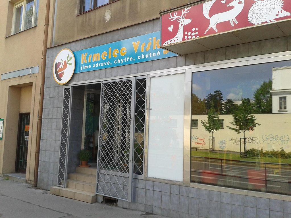 """Photo of CLOSED: Krmelec Vrsky  by <a href=""""/members/profile/Tereza-soucitne.cz"""">Tereza-soucitne.cz</a> <br/>Outside the restaurant <br/> June 15, 2014  - <a href='/contact/abuse/image/47966/72050'>Report</a>"""