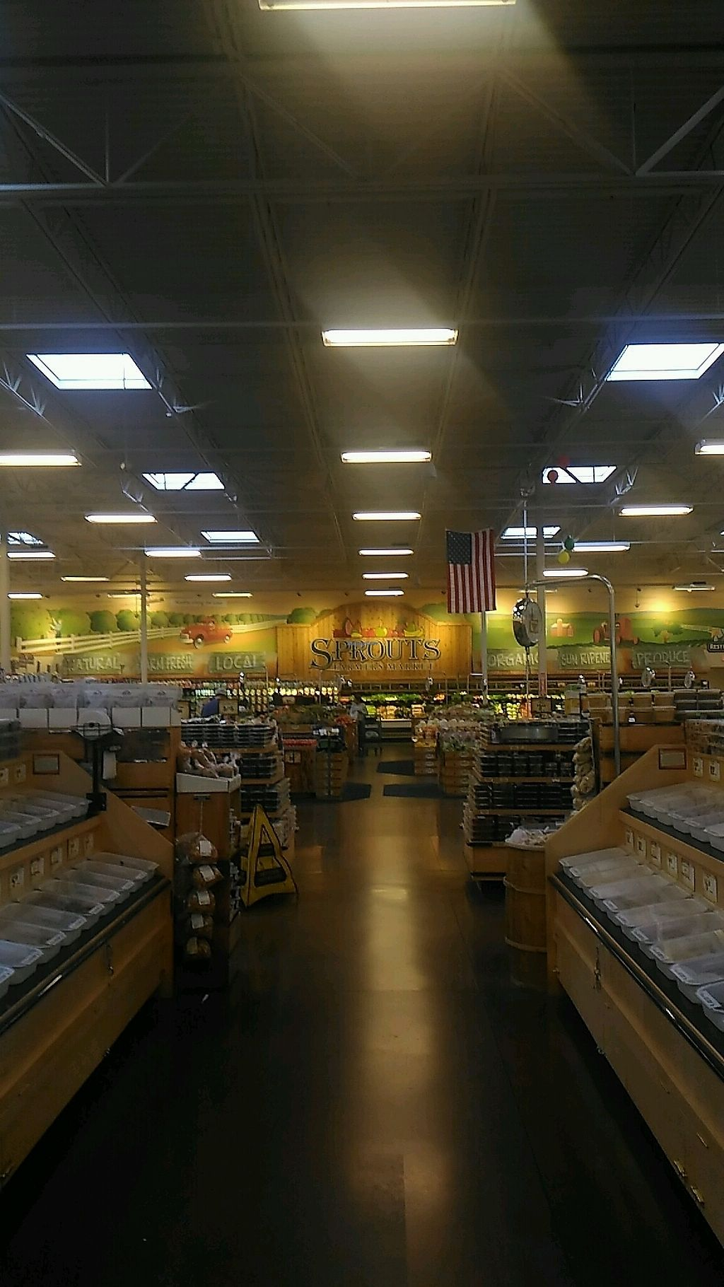 """Photo of Sprouts Farmers Market  by <a href=""""/members/profile/QuothTheRaven"""">QuothTheRaven</a> <br/>inside <br/> March 13, 2018  - <a href='/contact/abuse/image/47977/370248'>Report</a>"""