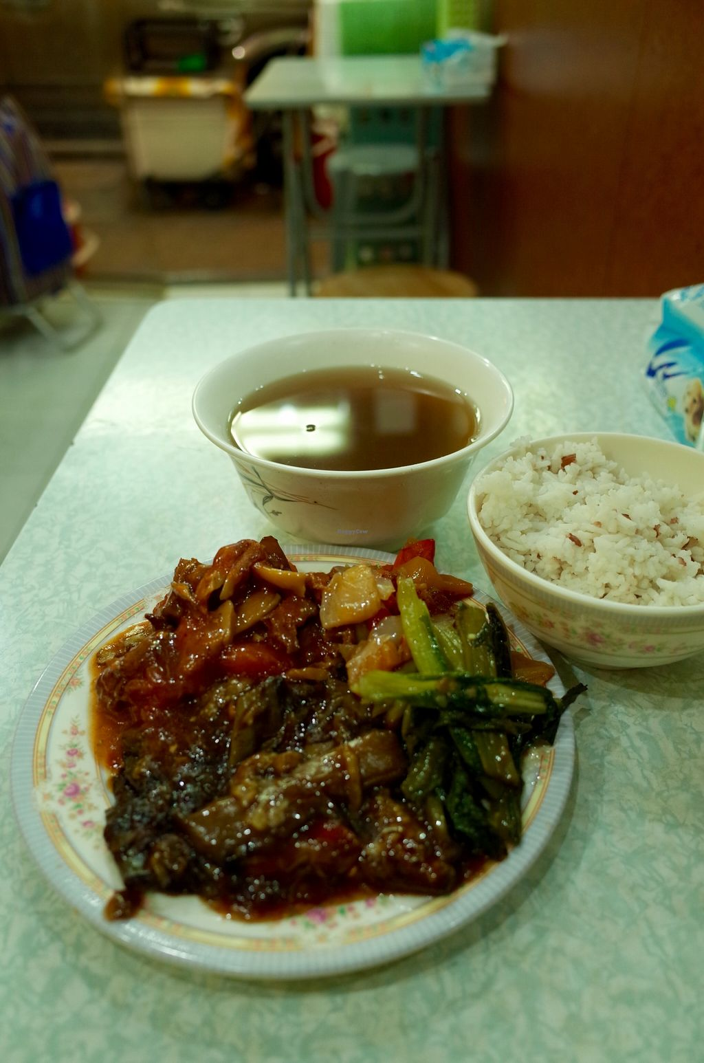 """Photo of Kam Heung Vegetarian - Fortress Hill  by <a href=""""/members/profile/ouikouik"""">ouikouik</a> <br/>dinner at kam heung <br/> October 15, 2015  - <a href='/contact/abuse/image/48002/121391'>Report</a>"""