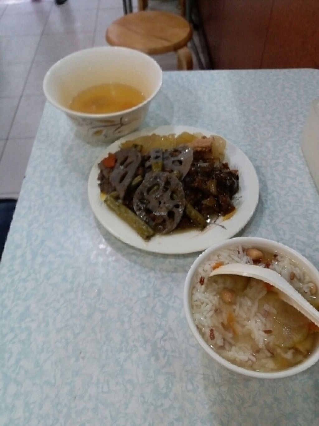 """Photo of Kam Heung Vegetarian - Fortress Hill  by <a href=""""/members/profile/ouikouik"""">ouikouik</a> <br/>kam heung  <br/> December 25, 2016  - <a href='/contact/abuse/image/48002/204566'>Report</a>"""