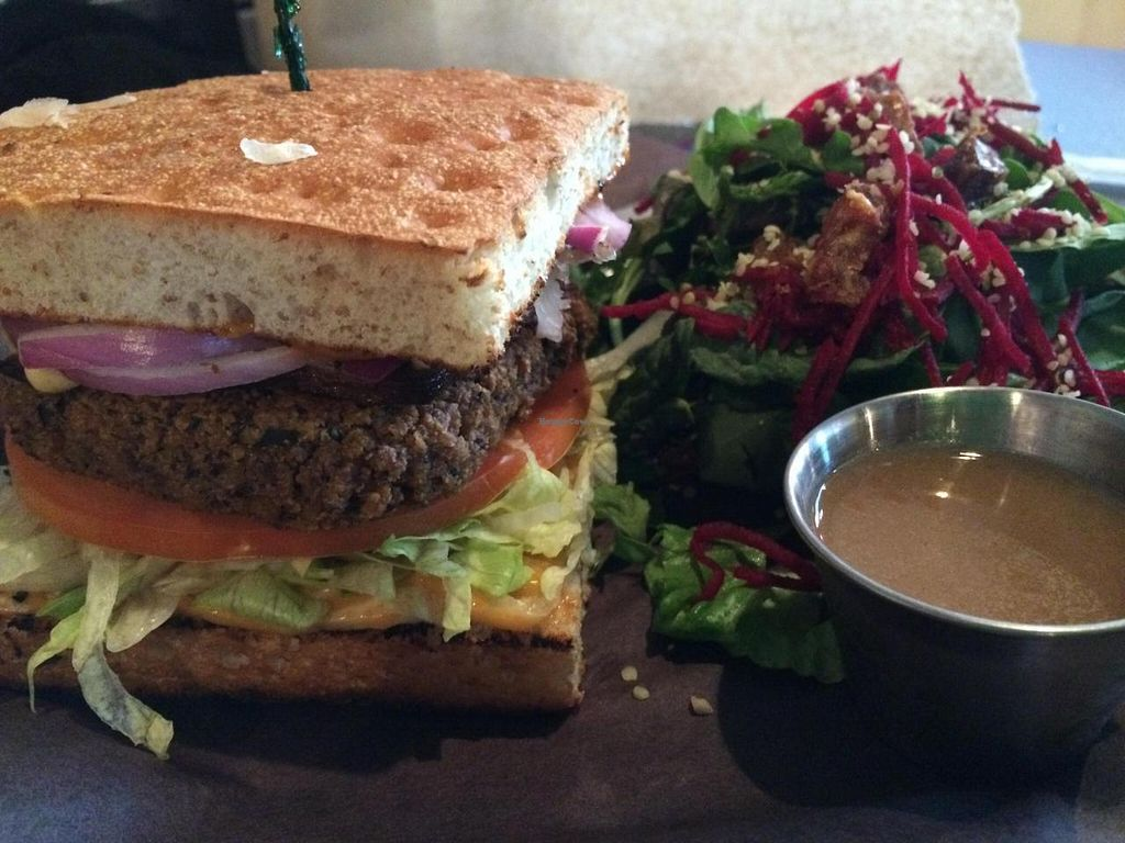 "Photo of Boon Burger Cafe  by <a href=""/members/profile/kups3674"">kups3674</a> <br/>Yummy Reuben Burger <br/> September 1, 2014  - <a href='/contact/abuse/image/48006/78819'>Report</a>"