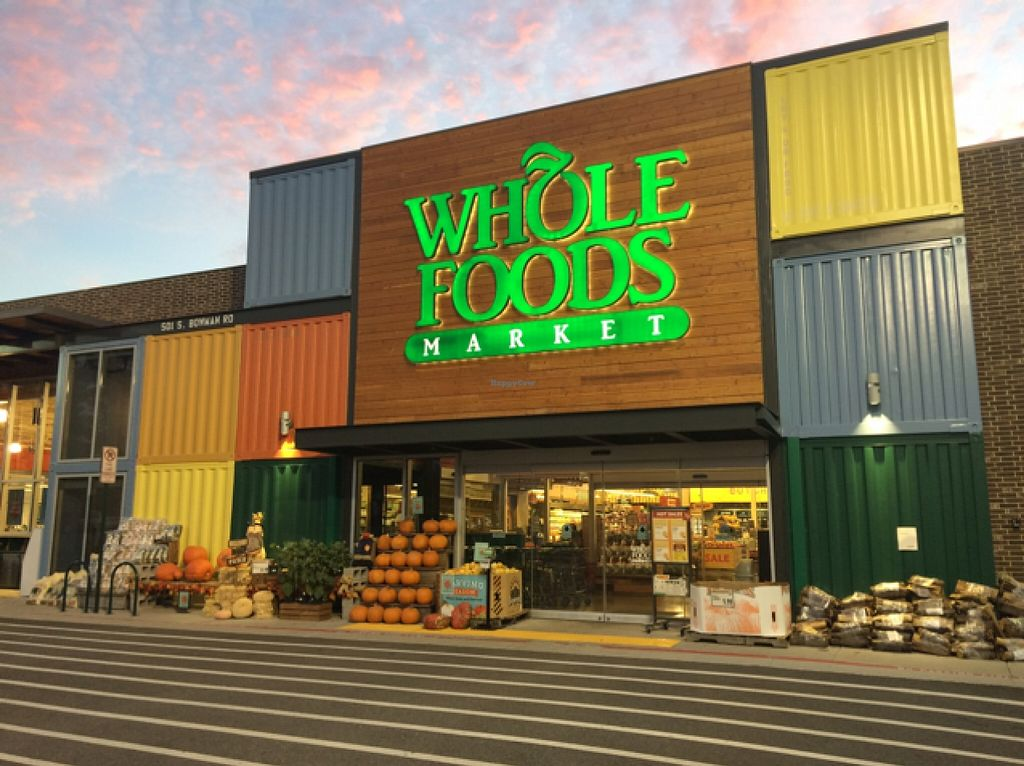 "Photo of Whole Foods Market - Bowman  by <a href=""/members/profile/Pearlpeachy"">Pearlpeachy</a> <br/>store front made of old shipping containers! <br/> October 20, 2015  - <a href='/contact/abuse/image/4803/121942'>Report</a>"