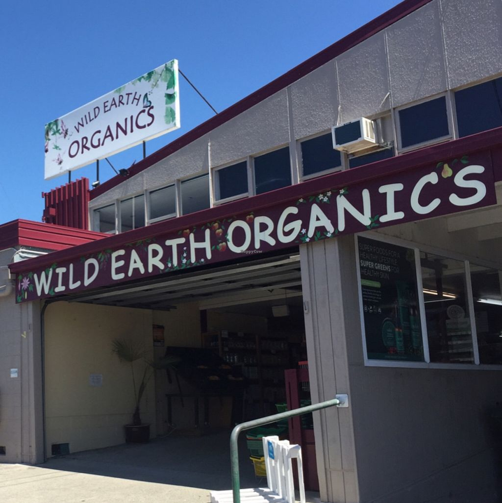 """Photo of Wild Earth Organics Cafe and Store  by <a href=""""/members/profile/AlexMarcCohen"""">AlexMarcCohen</a> <br/>Wild Earth Organics <br/> February 13, 2016  - <a href='/contact/abuse/image/48059/136137'>Report</a>"""