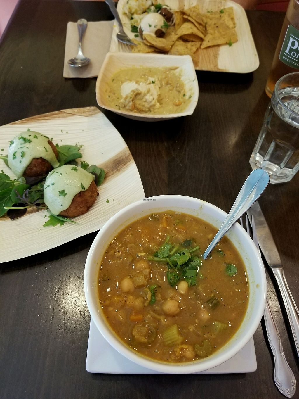 "Photo of Hearty Eats  by <a href=""/members/profile/TerriP"">TerriP</a> <br/>Delicious Vegan Meal <br/> October 6, 2017  - <a href='/contact/abuse/image/48062/312497'>Report</a>"