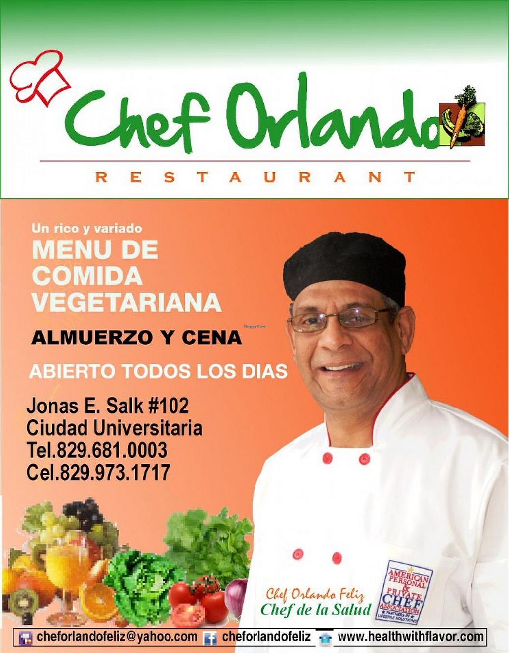 "Photo of Chef Orlando Restaurant  by <a href=""/members/profile/community"">community</a> <br/>Chef Orlando Restaurant <br/> June 16, 2014  - <a href='/contact/abuse/image/48118/72113'>Report</a>"