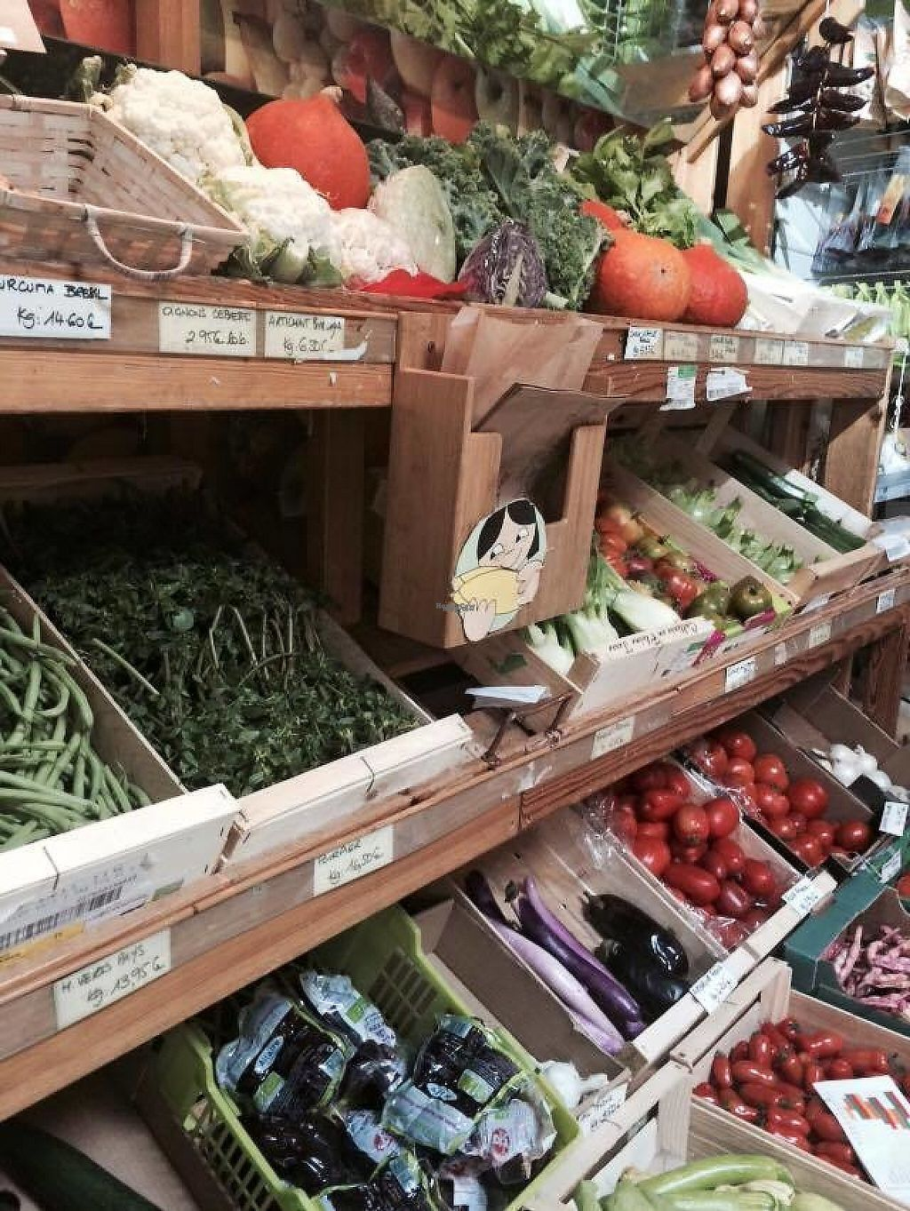"""Photo of Le Panier Vert  by <a href=""""/members/profile/Logge"""">Logge</a> <br/>Fresh produce <br/> December 14, 2016  - <a href='/contact/abuse/image/48174/201075'>Report</a>"""
