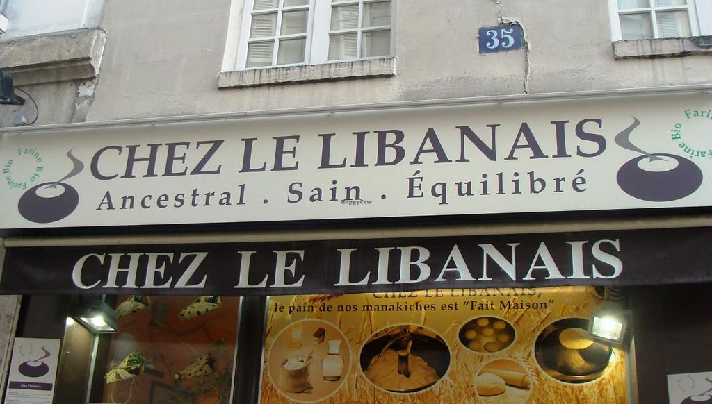 """Photo of Chez Le Libanais  by <a href=""""/members/profile/FlorMayana"""">FlorMayana</a> <br/>Chez le Libanais <br/> June 20, 2015  - <a href='/contact/abuse/image/48195/106630'>Report</a>"""