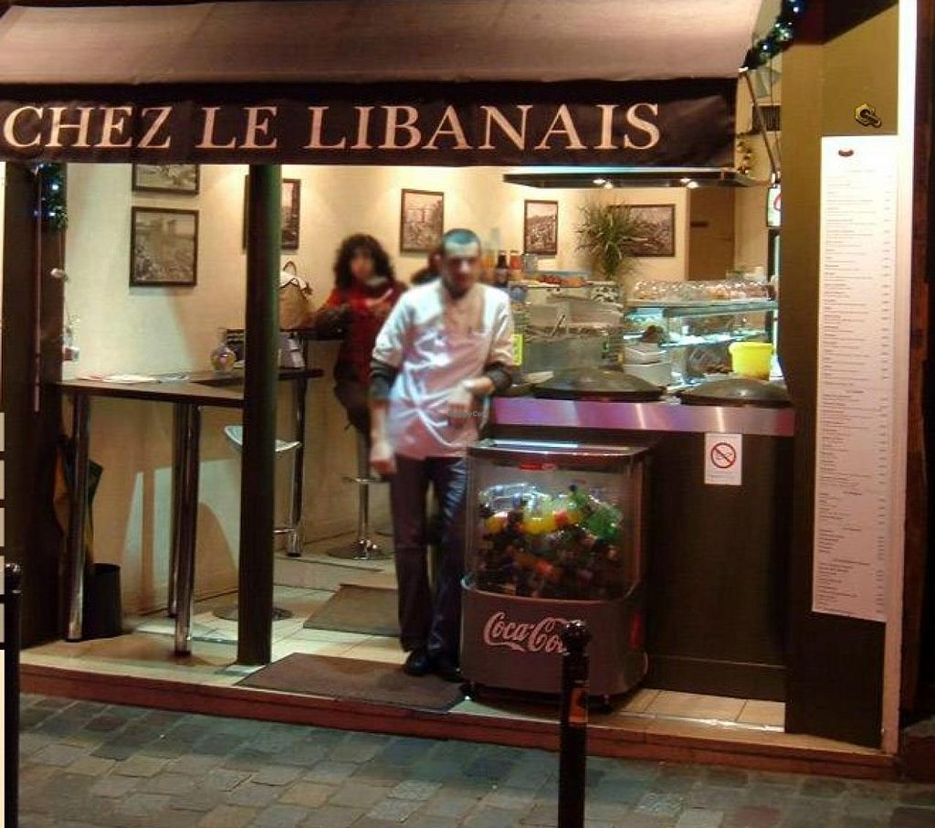 """Photo of Chez Le Libanais  by <a href=""""/members/profile/community"""">community</a> <br/>Chez Le Libanais <br/> June 20, 2014  - <a href='/contact/abuse/image/48195/72419'>Report</a>"""