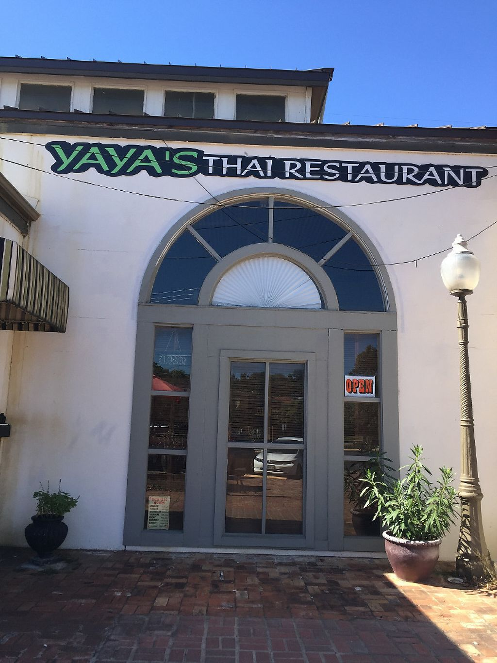"Photo of Yaya's Thai Restaurant  by <a href=""/members/profile/Suz"">Suz</a> <br/>Original location <br/> November 8, 2016  - <a href='/contact/abuse/image/48230/187349'>Report</a>"