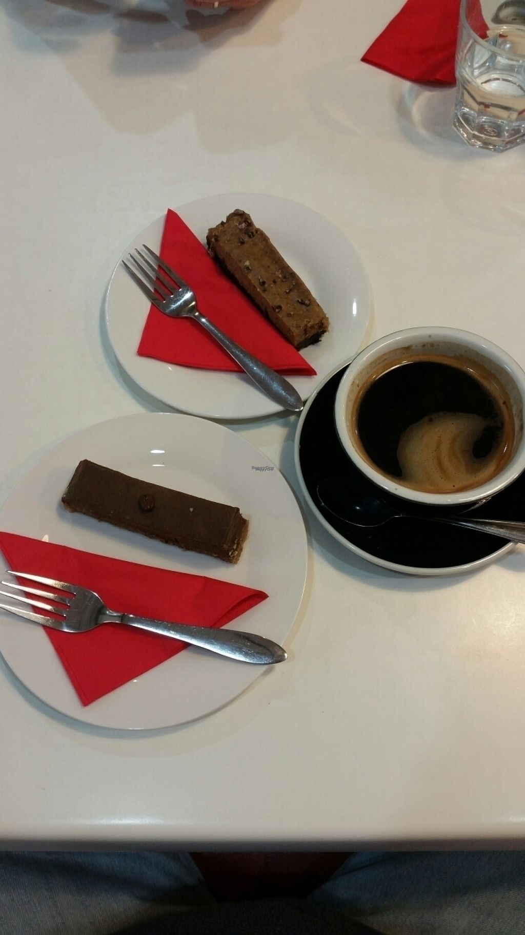 "Photo of Reality Bites Cafe  by <a href=""/members/profile/AndyTheVWDude"">AndyTheVWDude</a> <br/>Vegan Espresso Slice & Salted Caramel Slice - Yum!  <br/> November 4, 2016  - <a href='/contact/abuse/image/48232/186487'>Report</a>"