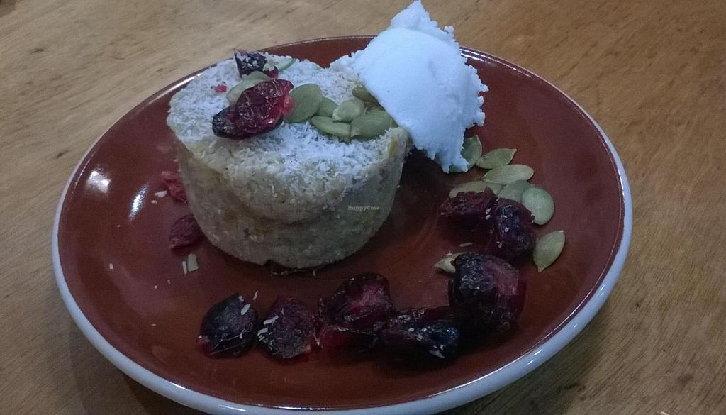 "Photo of Reality Bites Cafe  by <a href=""/members/profile/Yolanda"">Yolanda</a> <br/>Cardamom apricot coconut cup with Nice Cream <br/> December 10, 2014  - <a href='/contact/abuse/image/48232/87632'>Report</a>"