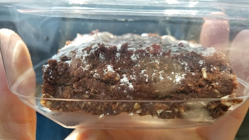 """Photo of Ocean Organics  by <a href=""""/members/profile/AaronJi"""">AaronJi</a> <br/>raw chocolate peppermint cdb brownie   <br/> December 19, 2016  - <a href='/contact/abuse/image/48283/203018'>Report</a>"""