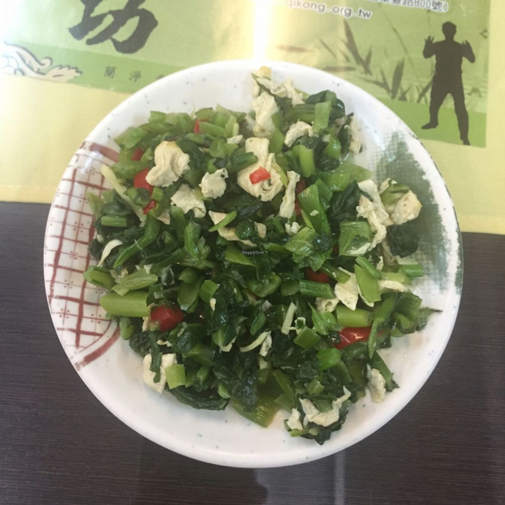 "Photo of Organic Life - Shung Shan Shir Tang   by <a href=""/members/profile/JustineHsu"">JustineHsu</a> <br/>small dish 小菜 <br/> January 7, 2016  - <a href='/contact/abuse/image/48296/131349'>Report</a>"