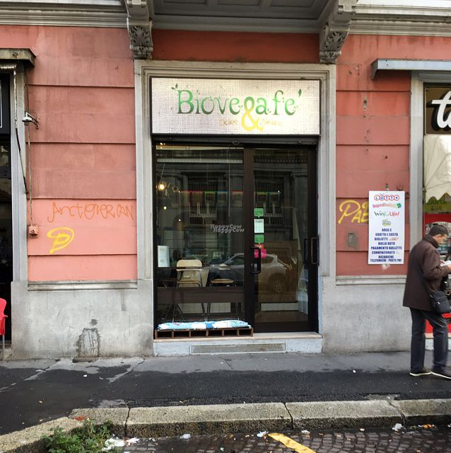 "Photo of CLOSED: Biovegafe Dolce e Salato  by <a href=""/members/profile/laurachiara"">laurachiara</a> <br/>window  <br/> October 10, 2016  - <a href='/contact/abuse/image/48361/181061'>Report</a>"