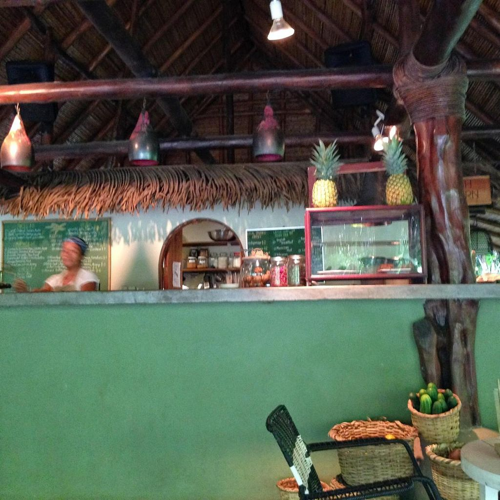 """Photo of Juice Bar at the Harmony Hotel  by <a href=""""/members/profile/Adopt%20A%20Pet"""">Adopt A Pet</a> <br/>Cafe & Juice Bar at the Harmony Hotel <br/> June 26, 2014  - <a href='/contact/abuse/image/48364/72838'>Report</a>"""