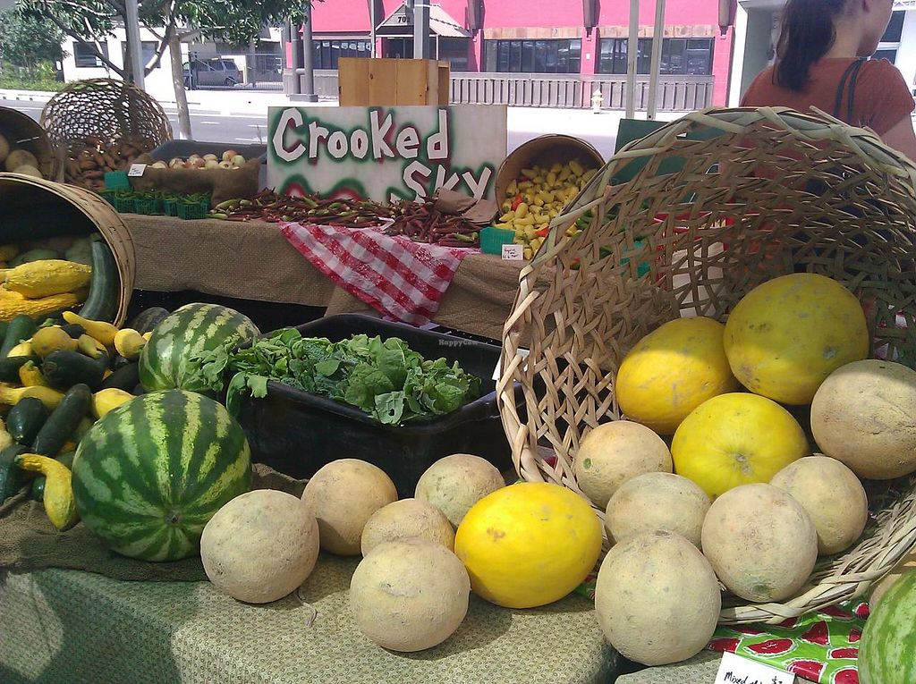 "Photo of Napa Farmers Market  by <a href=""/members/profile/community"">community</a> <br/>Napa Farmers Market <br/> June 25, 2014  - <a href='/contact/abuse/image/48373/72813'>Report</a>"
