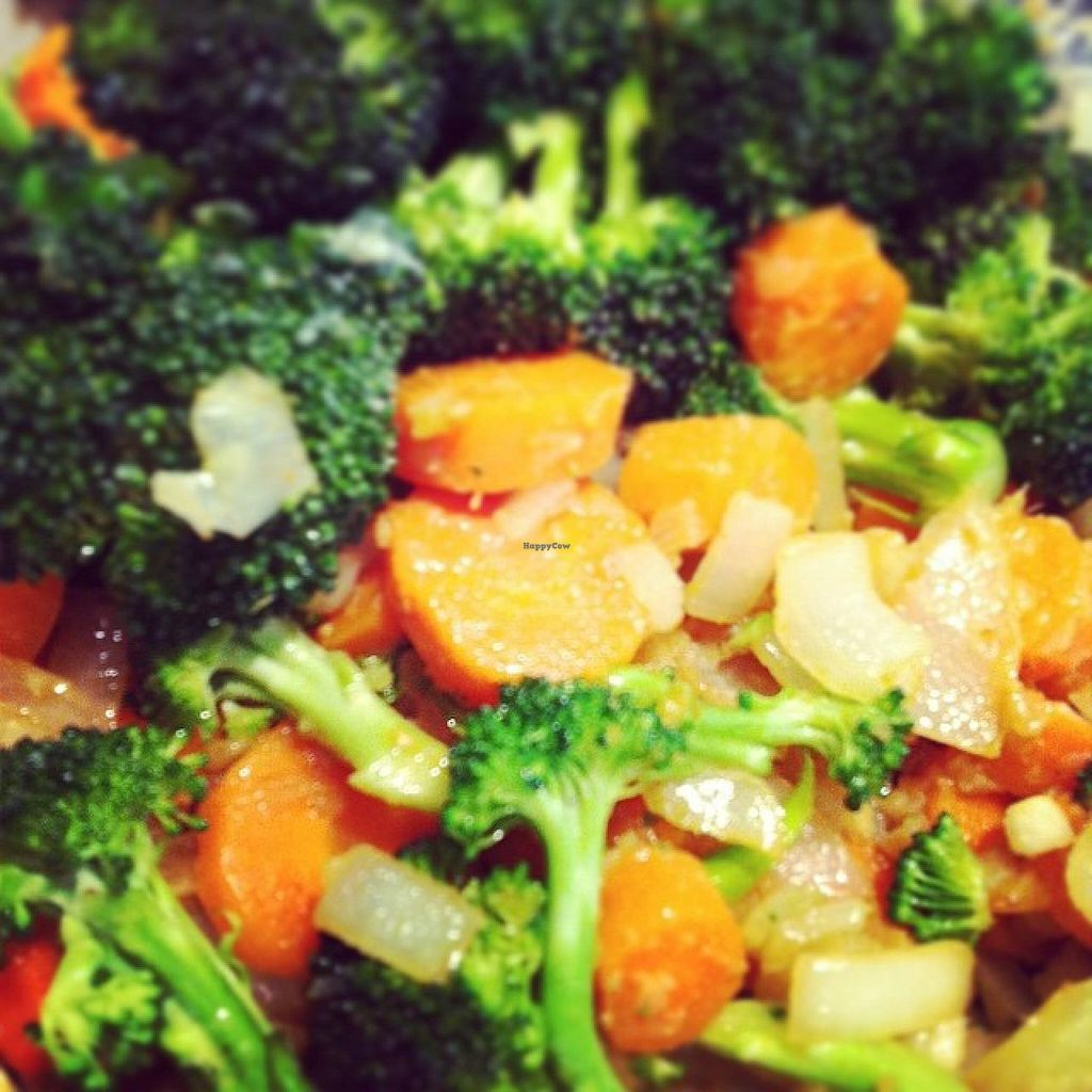 """Photo of Sprout Organic Market  by <a href=""""/members/profile/community"""">community</a> <br/>buttered veggies  <br/> September 29, 2014  - <a href='/contact/abuse/image/48391/81658'>Report</a>"""