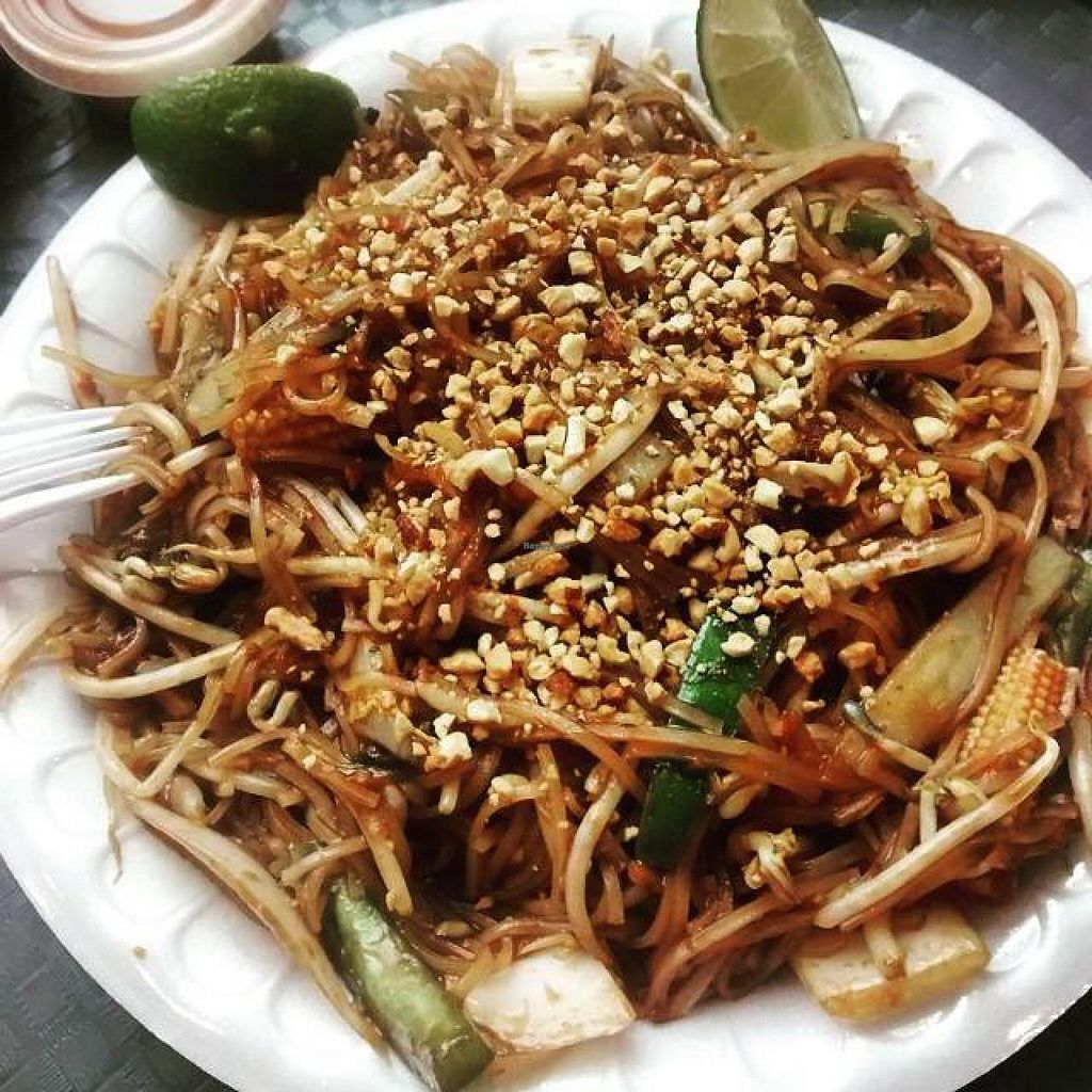 "Photo of Thai Express  by <a href=""/members/profile/QuothTheRaven"">QuothTheRaven</a> <br/>Pad thai <br/> May 9, 2015  - <a href='/contact/abuse/image/48393/101724'>Report</a>"