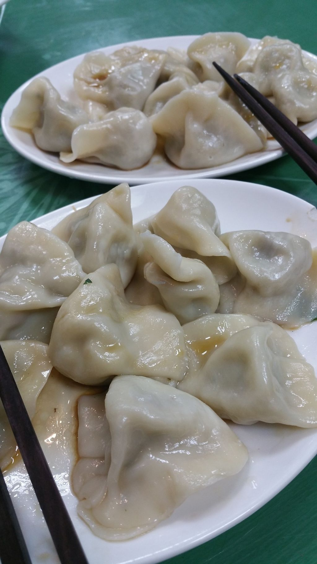 "Photo of Hong De Vegetarian  by <a href=""/members/profile/Rosa%20veg"">Rosa veg</a> <br/>Dumplings  <br/> April 22, 2017  - <a href='/contact/abuse/image/48396/251006'>Report</a>"