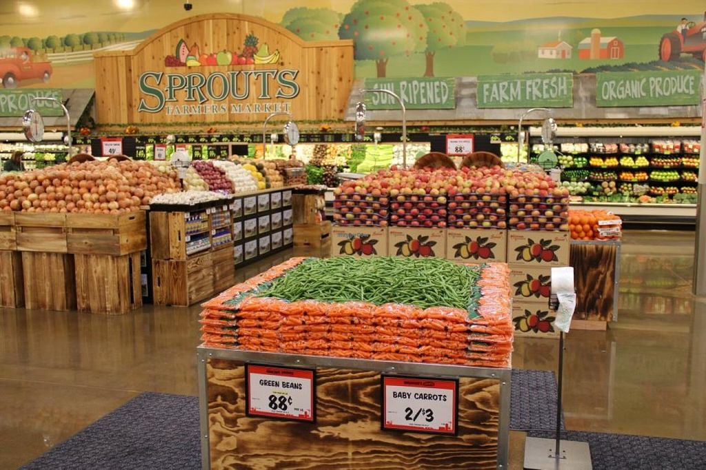 """Photo of Sprout's Farmers Market - University City  by <a href=""""/members/profile/community"""">community</a> <br/>Sprout's Farmers Market - University City  <br/> April 19, 2015  - <a href='/contact/abuse/image/4844/99564'>Report</a>"""