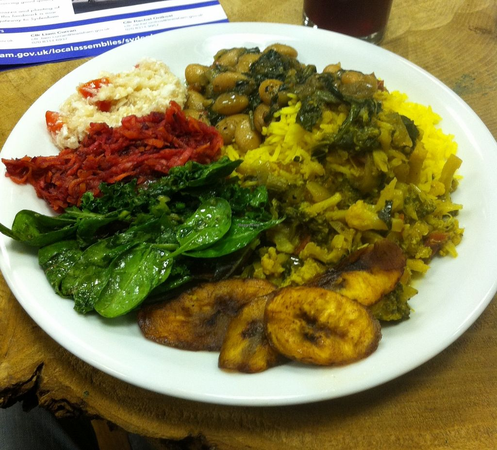 """Photo of CLOSED: The Calabash of Culture  by <a href=""""/members/profile/Dan%20Douglas"""">Dan Douglas</a> <br/>Butter bean curry <br/> January 28, 2016  - <a href='/contact/abuse/image/48450/133997'>Report</a>"""