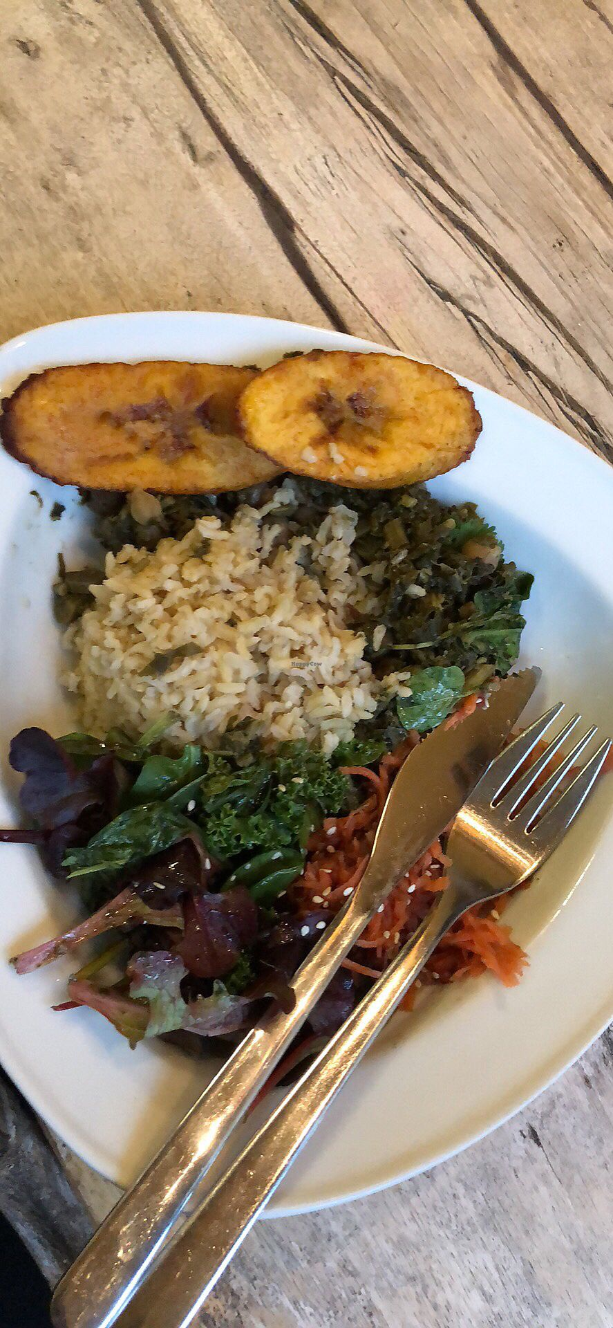"""Photo of CLOSED: The Calabash of Culture  by <a href=""""/members/profile/AtiyaDavids"""">AtiyaDavids</a> <br/>Spinach callaloo <br/> January 10, 2018  - <a href='/contact/abuse/image/48450/345087'>Report</a>"""