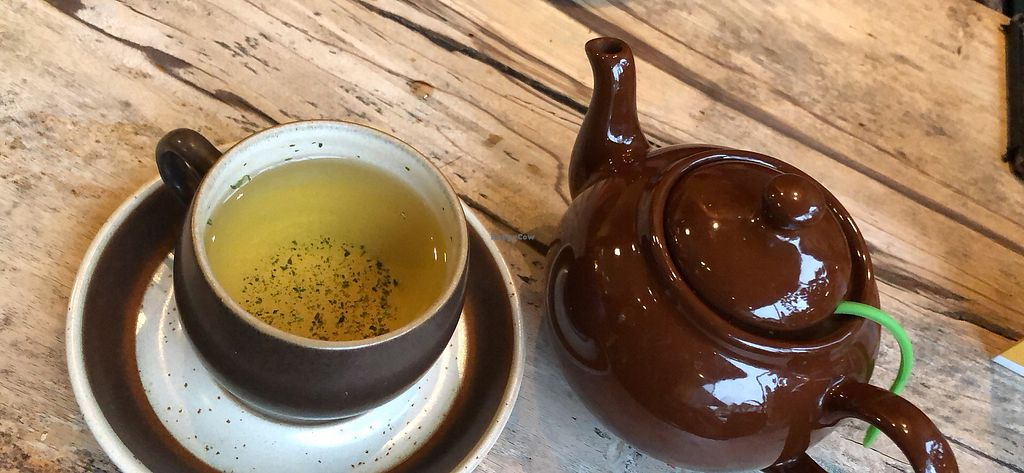 """Photo of CLOSED: The Calabash of Culture  by <a href=""""/members/profile/AtiyaDavids"""">AtiyaDavids</a> <br/>Moringa tea <br/> January 10, 2018  - <a href='/contact/abuse/image/48450/345089'>Report</a>"""