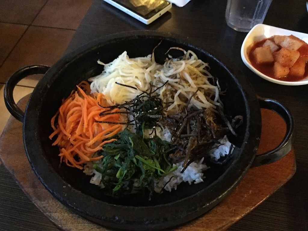 """Photo of Tofu House Korean BBQ  by <a href=""""/members/profile/AprilRain"""">AprilRain</a> <br/>Main course <br/> December 27, 2016  - <a href='/contact/abuse/image/48484/205273'>Report</a>"""
