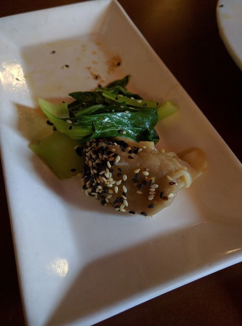 """Photo of Candle 79  by <a href=""""/members/profile/hailseitan23"""">hailseitan23</a> <br/>pan-seared dumpling <br/> September 29, 2016  - <a href='/contact/abuse/image/4849/178441'>Report</a>"""