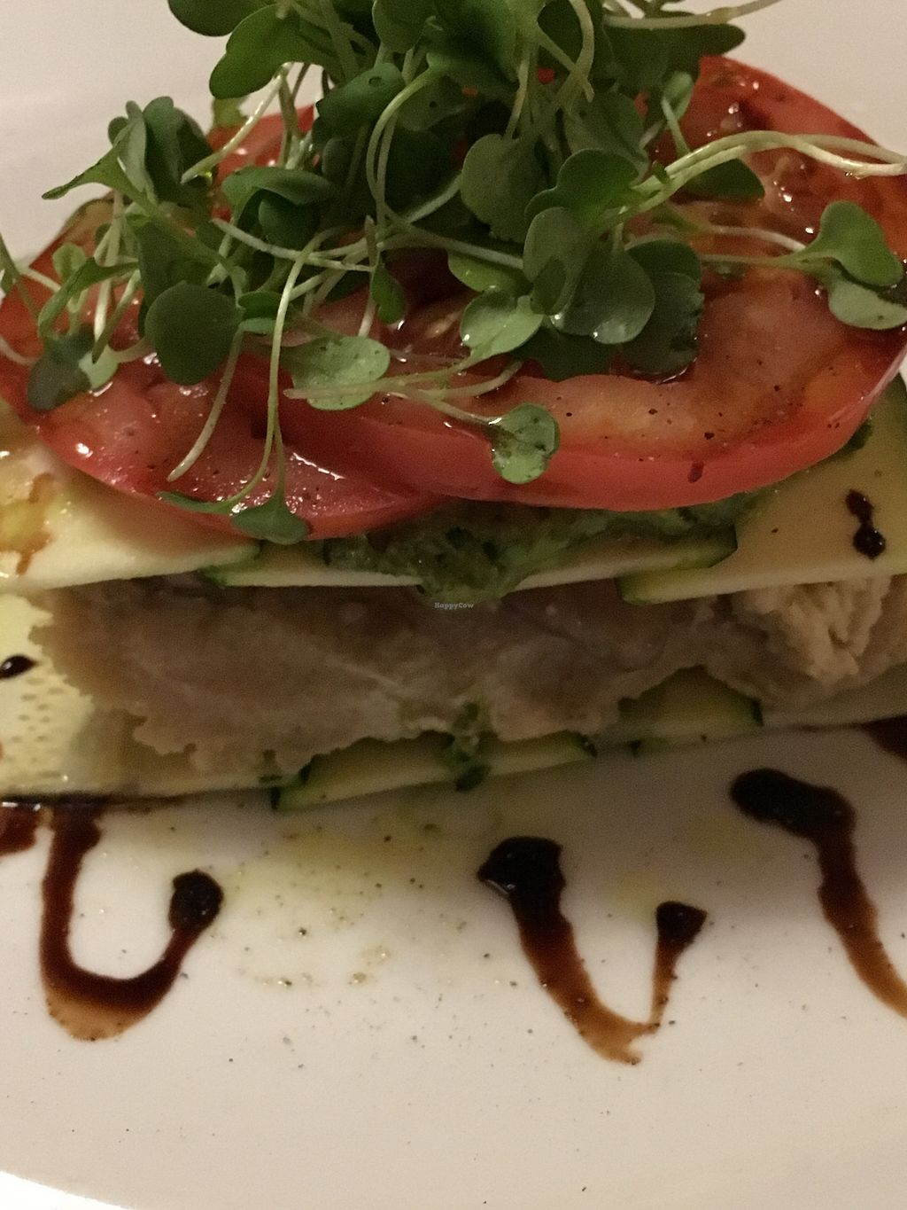 """Photo of Candle 79  by <a href=""""/members/profile/cookiem"""">cookiem</a> <br/>Live heirloom tomato and zucchini lasagna <br/> July 31, 2017  - <a href='/contact/abuse/image/4849/287221'>Report</a>"""