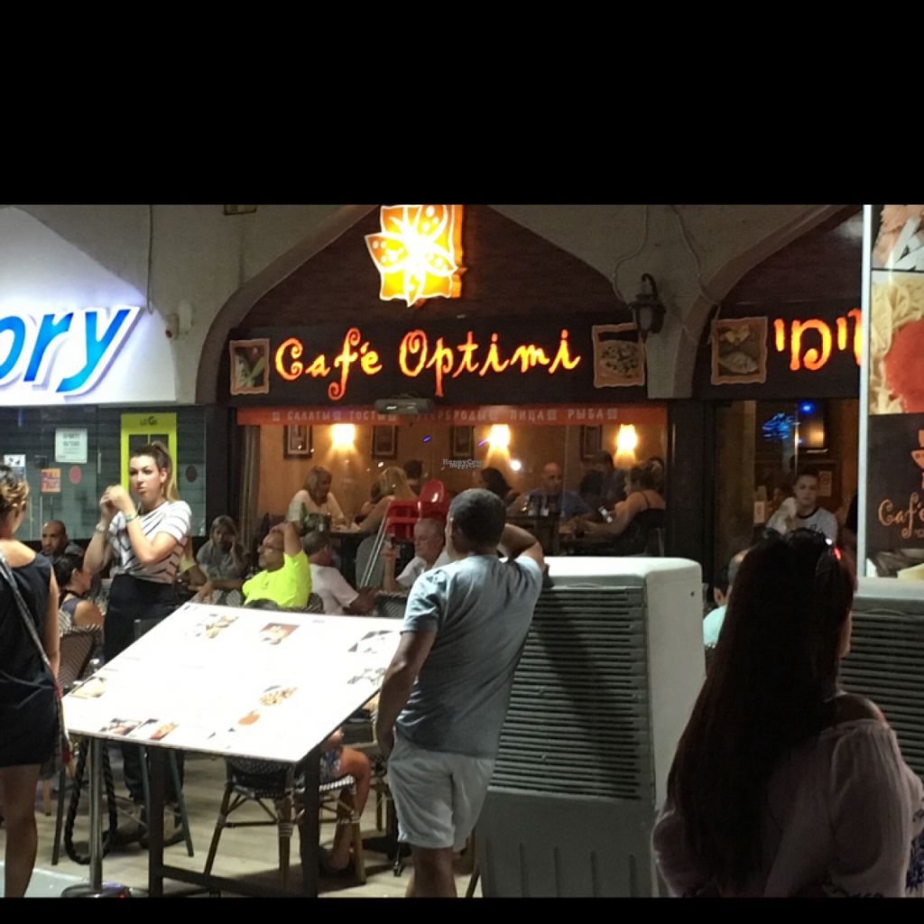 """Photo of Cafe Optimi  by <a href=""""/members/profile/daroff"""">daroff</a> <br/>exterior  <br/> August 13, 2016  - <a href='/contact/abuse/image/48522/168325'>Report</a>"""