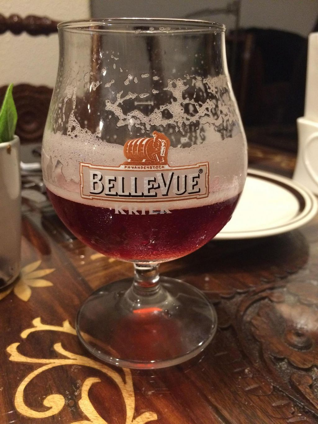 """Photo of Annam Restaurant  by <a href=""""/members/profile/Kristy01"""">Kristy01</a> <br/>They have Belle Vue Kriek on draft! Definitely a plus <br/> April 26, 2015  - <a href='/contact/abuse/image/48538/100413'>Report</a>"""